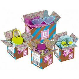 1Toy Игровой набор 1Toy Boxy Girls 4 посылки с сюрпризами для кукол