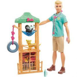 Mattel Игровой набор Barbie Кен-ветеринар
