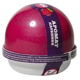 Slime Жвачка для рук Slime Nano gum аромат клубники, 25 гр