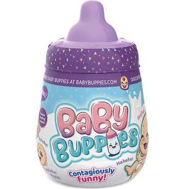 Moose Игровой набор Moose Baby Buppies Малыш в бутылочке