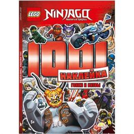 LEGO Книга LEGO Ninjago