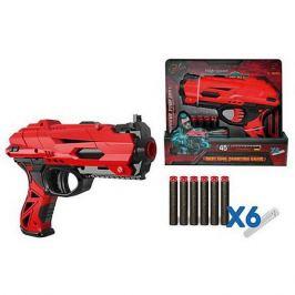 Junfa Toys Игровой набор Junfra Бластер с мягкими снарядами, 6 шт