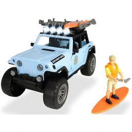 Dickie Toys Игровой набор серфера Dickie Toys Jeepster Commando PlayLife, 22 см
