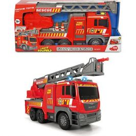 Dickie Toys Пожарная машина Dickie Toys MAN, 54 см, свет и звук