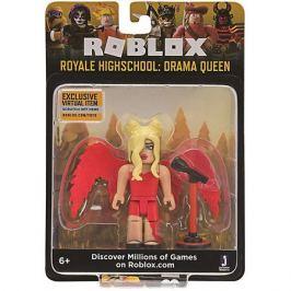 Jazwares Игровая фигурка Jazwares Roblox Королевская школа: Королева драмы