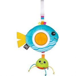 Benbat Игрушка-погремушка Benbat, рыбка