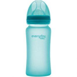 - Бутылочка для кормления EveryDay Baby 240 мл, с индикатором температуры