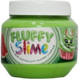 KiKi Слайм Monster's Slime Fluffy Зеленый с ароматом арбуза, 250 мл