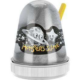 KiKi Слайм Monster Slime Серебряный Космос, 130 гр
