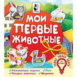 Издательство АСТ Книжка-игрушка