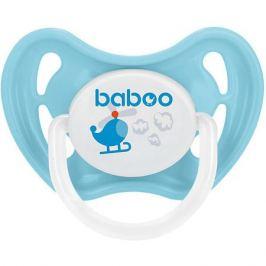 Baboo Соска-пустышка латексная Baboo Tansport с 6 мес