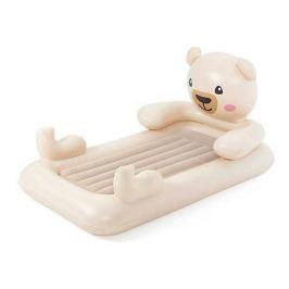 Bestway Надувной матрас-кровать Bestway DreamChaser Мишка, 188х109х89 см