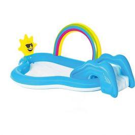 Bestway Надувной бассейн Bestway Rainbow n 'Shine, 257х145х91 см