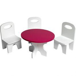 PAREMO Набор мебели для кукол Paremo