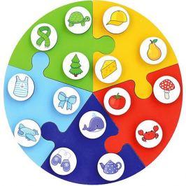 PAREMO Игровой набор Paremo Найди цвета, 20 элементов