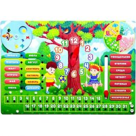 PAREMO Обучающая доска Paremo Календарь