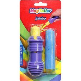 MagTaller Мел цветной MagTaller Jumbo, 2 цвета