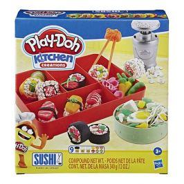 Hasbro Игровой набор Play-Doh Kitchen Creations Суши