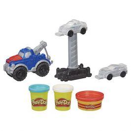 Hasbro Игровой набор Play-Doh Wheels Эвакуатор