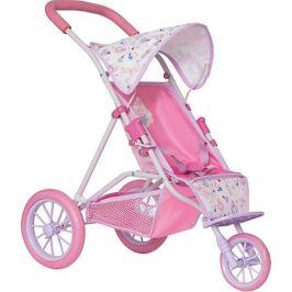 Zapf Creation Коляска для кукол Baby Born, розовая