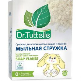 DR. TUTTELLЕ Средство для стирки вещей и пеленок Dr.Tuttelle, 350 г