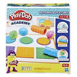 Hasbro Игровой набор Play-Doh Academy Инструменты и текстуры