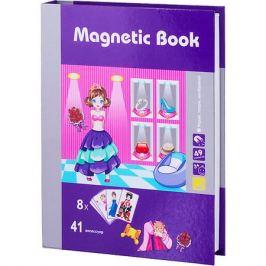 Magnetic book Развивающая игра Magnetic Book