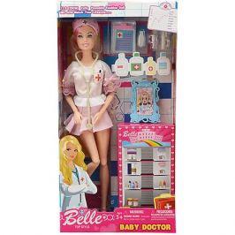 Mioshi Игровой набор с куклой Sandrita