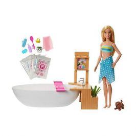 Mattel Игровой набор Barbie Спа-салон