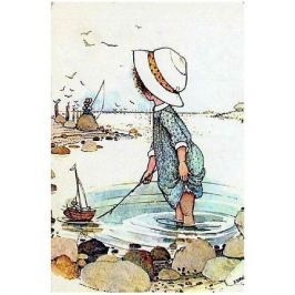Molly Картина по номерам Molly Увлекательная рыбалка