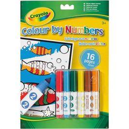 Crayola Раскраска по номерам Crayola