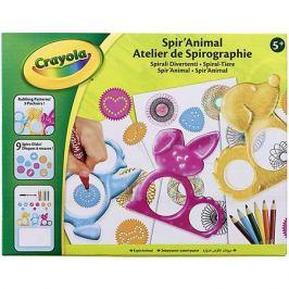 Crayola Набор спирографов Crayola Животные