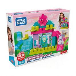 Mattel Конструктор Mega Bloks Волшебный коттедж, 40 деталей