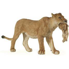 papo Игровая фигурка PaPo Львица со львёнком