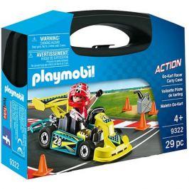 PLAYMOBIL® Конструктор Playmobil Картинг
