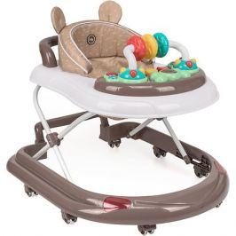 Happy Baby Ходунки Happy Baby Smiley V2, коричневые