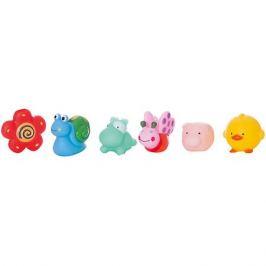 ABtoys Набор резиновых игрушек для ванной