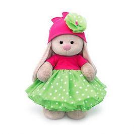Budi Basa Одежда для мягкой игрушки Budi Basa Платье с пышной юбкой и малиновая шапочка, 32 см