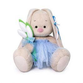 Budi Basa Мягкая игрушка Budi Basa Зайка Ми с тюльпанами, 18 см