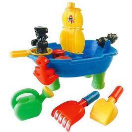 Devik Toys Игровой набор для пляжа Devik Toys, 14 предметов