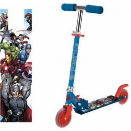 1Toy Двухколёсный самокат 1Toy Marvel Мстители