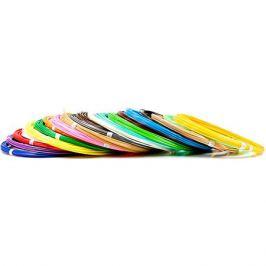 Unid Комплект пластика Unid ABS для 3Д ручек, 20 цветов в органайзере