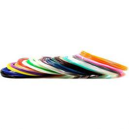 Unid Комплект пластика Unid PLA для 3Д ручек, 20 цветов в органайзере