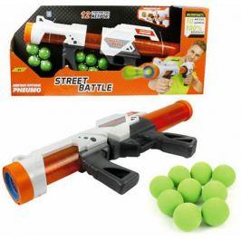 1Toy Оружие для игр с мягкими шариками 1Toy Street Battle