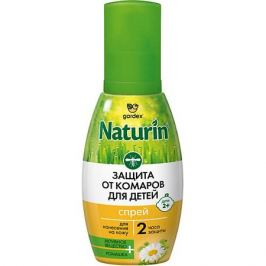 Gardex Спрей от комаров Gardex Naturin для детей, 75 мл