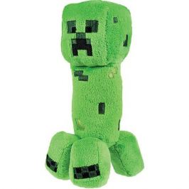 Jazwares Мягкая игрушка Jazwares Minecraft Creeper Крипер 18 см