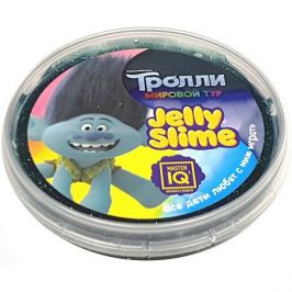 Master IQ2 Слайм Master IQ2 Jelly Slime в шайбе, 75 гр