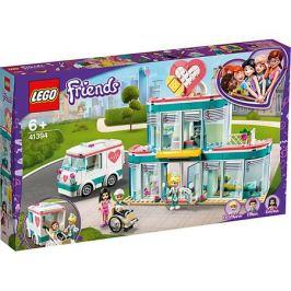 LEGO Конструктор LEGO Friends 41394: Городская больница Хартлейк Сити