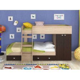 кровать Двухъярусная кровать Golden Kids-2 (90х200) Golden Kids-2