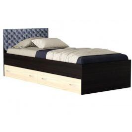 кровать Кровать с ящиками и матрасом ГОСТ Виктория-П (90х200) Кровать с ящиками и матрасом ГОСТ Виктория-П (90х200)